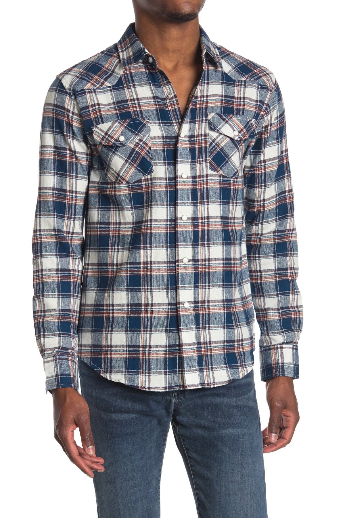 Image of Coastal Pelican Brushed Cotton Flannel