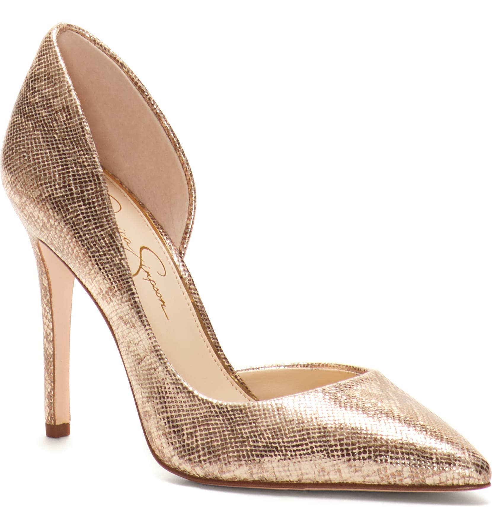 a871d073af Jessica Simpson Pheona Pump (Women) | Nordstrom