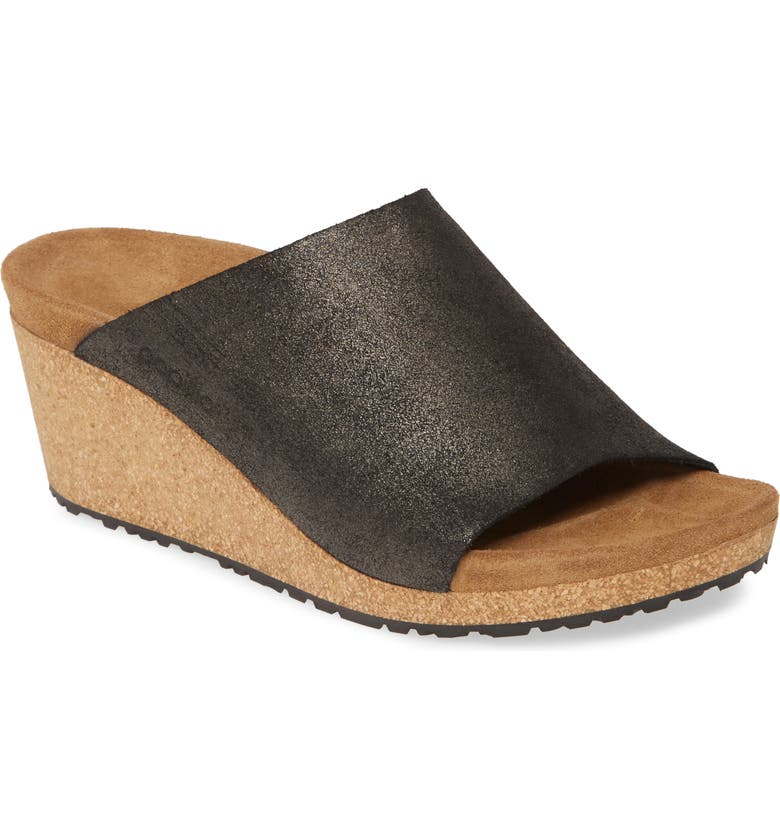 buying cheap fast delivery quality Birkenstock Namica Wedge Slide Sandal (Women) | Nordstrom