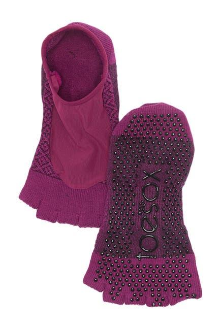 Image of ToeSox Half Toe Luna Grip Socks