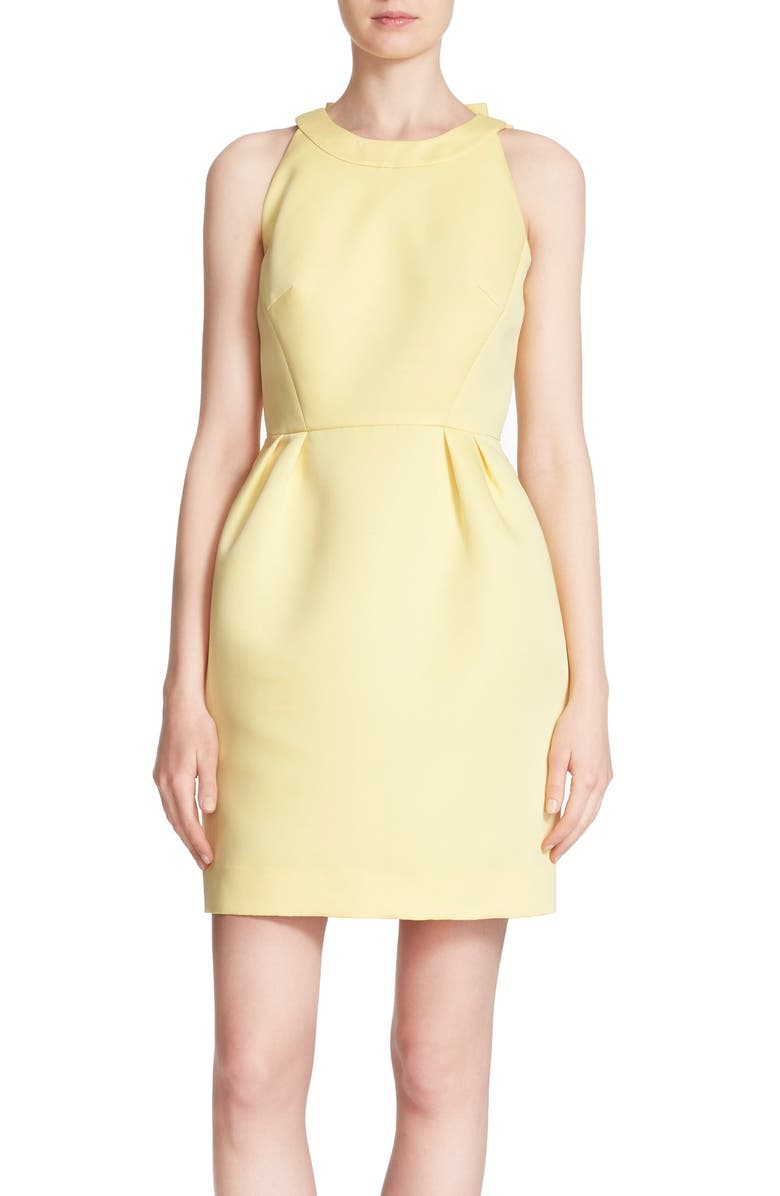 KATE SPADE NEW YORK bow back cupcake dress, Main, color, 714