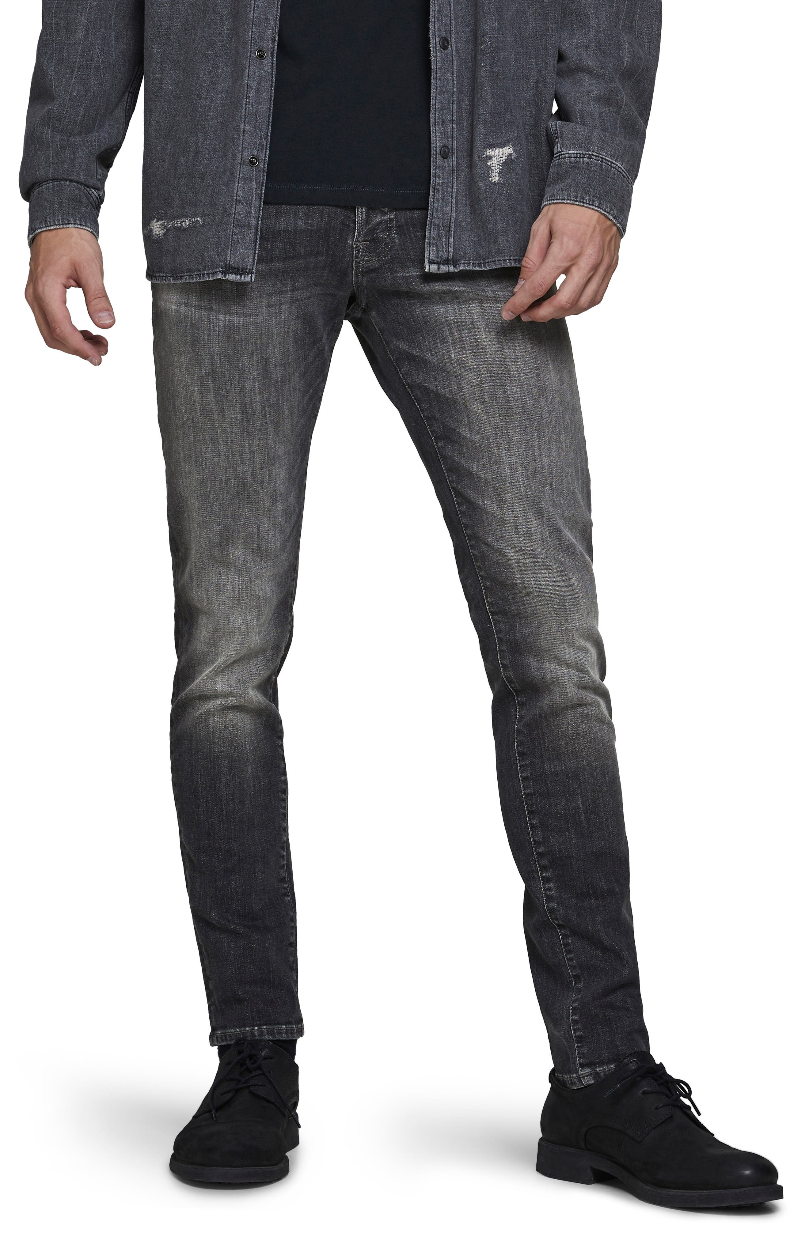 Glenn Fox Agi 304 50Sps Slim Fit Jeans