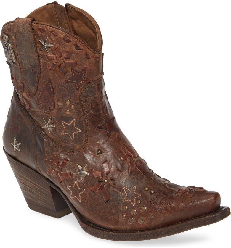 ARIAT Starla Cowboy Boot, Main, color, 200