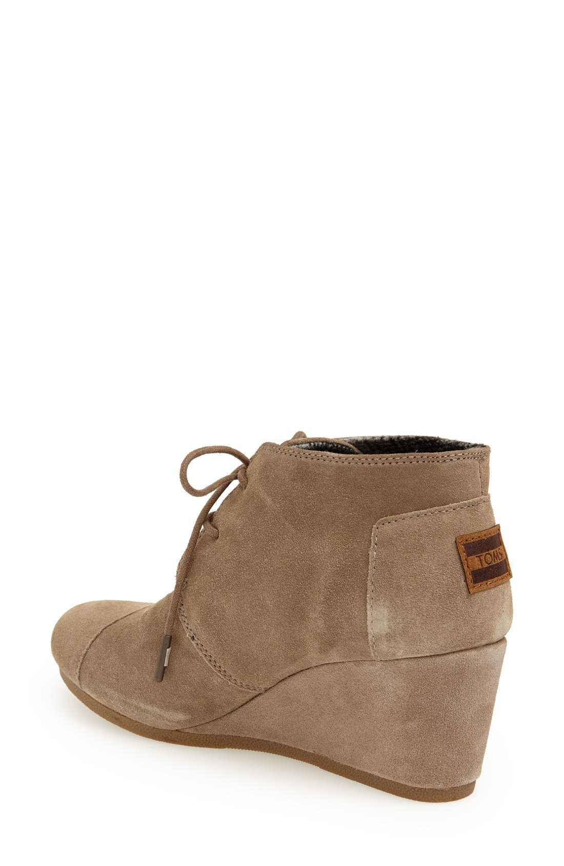 ,                             'Desert' Wedge Bootie,                             Alternate thumbnail 14, color,                             251