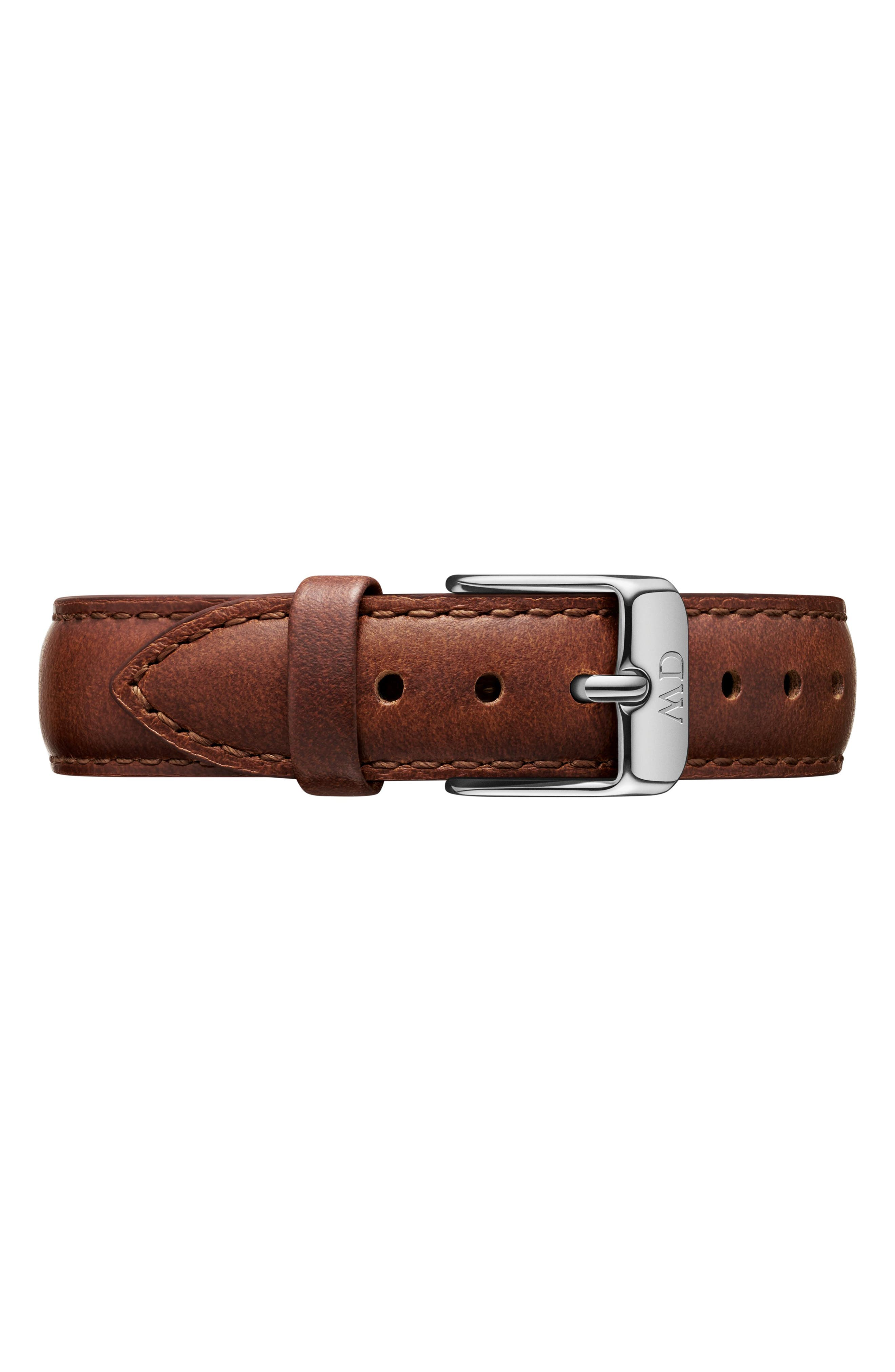 14mm Petite St Mawes Leather Watch Band