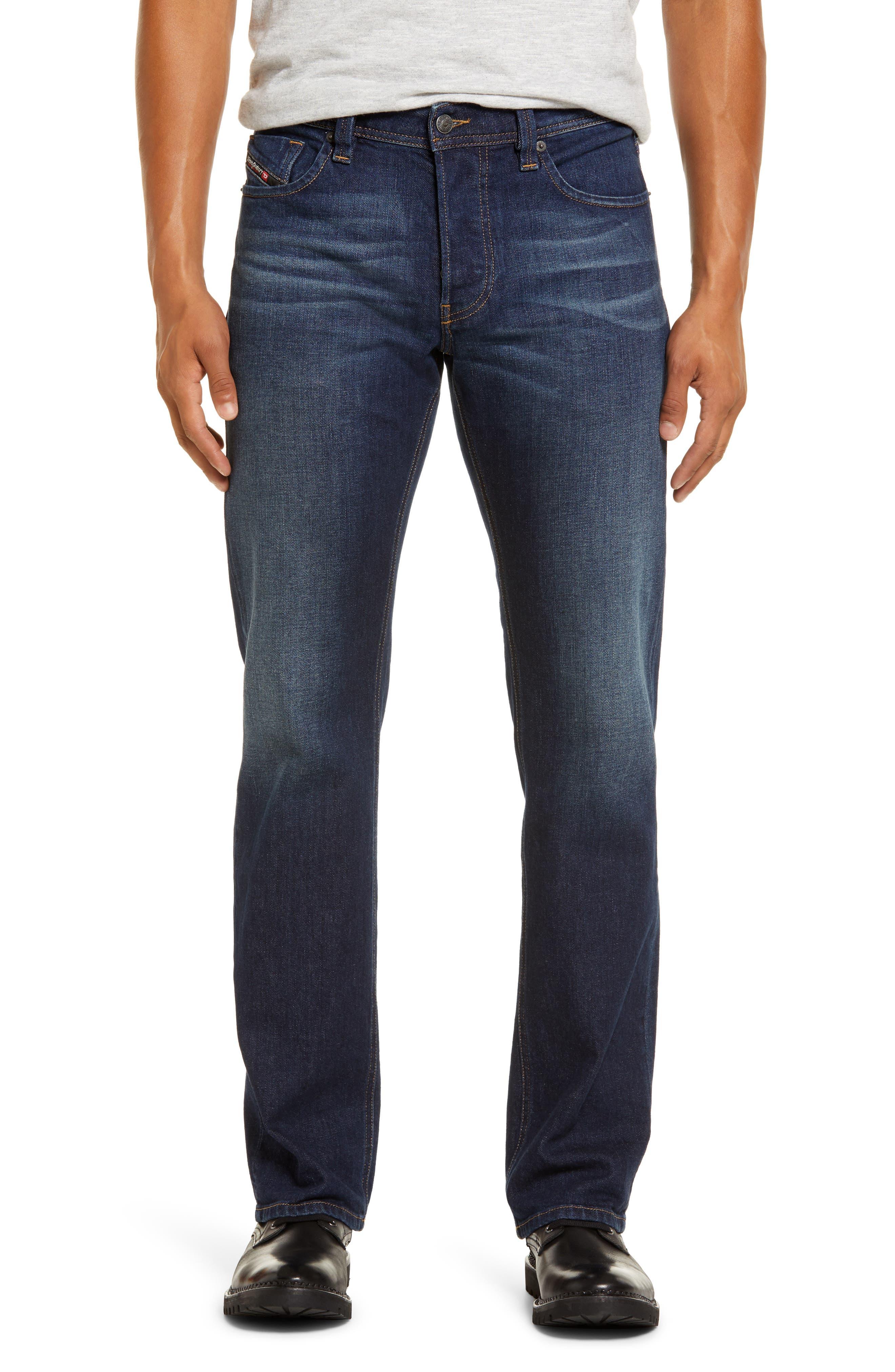 Men's Diesel Larkee-X Relaxed Fit Straight Leg Jeans