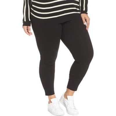 Plus Size Lysse High Rise Stretch Denim Leggings