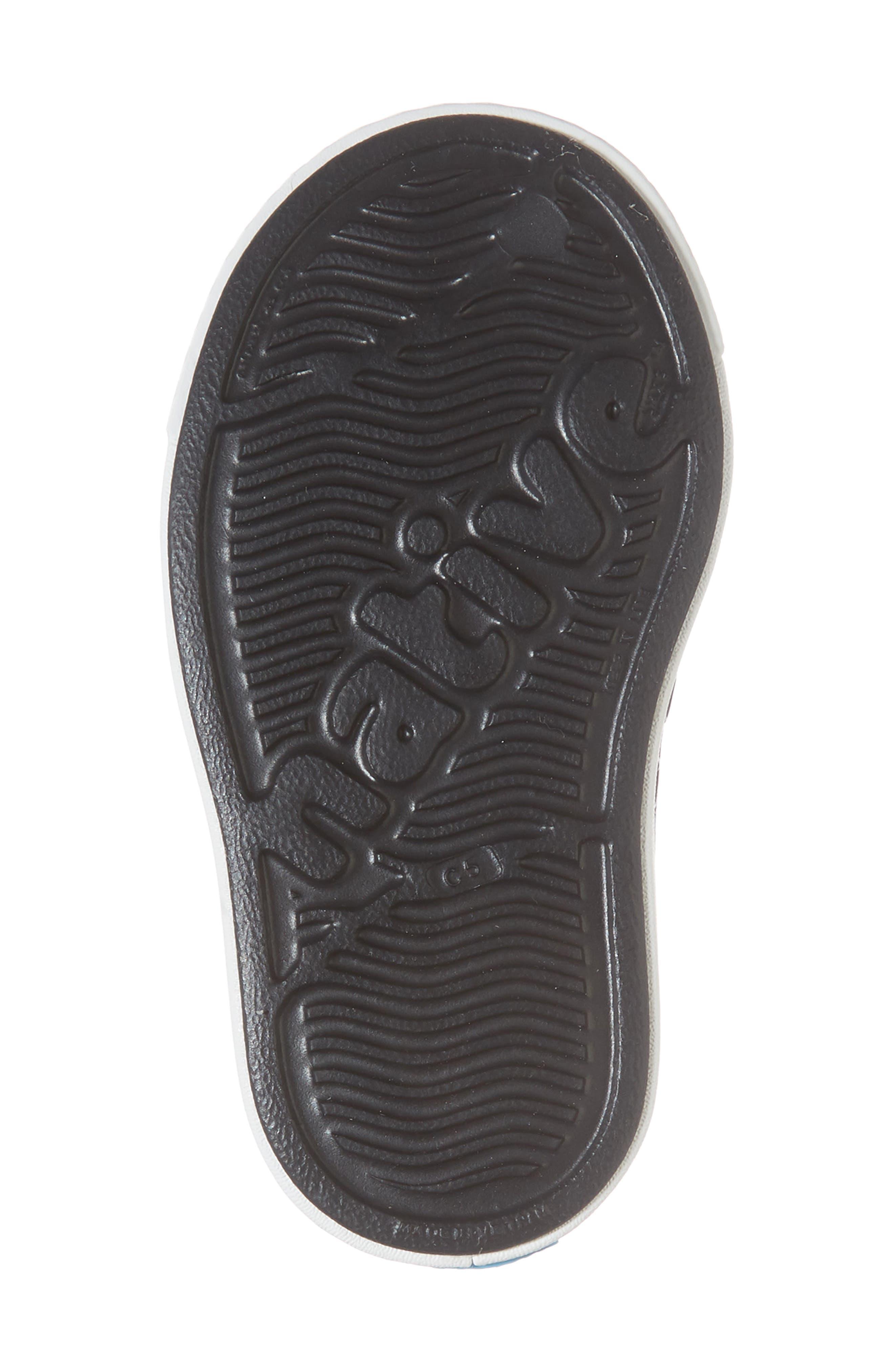 ,                             Jefferson Quartz Slip-On Sneaker,                             Alternate thumbnail 6, color,                             JIFFY BLACK/ WHITE/ STAR