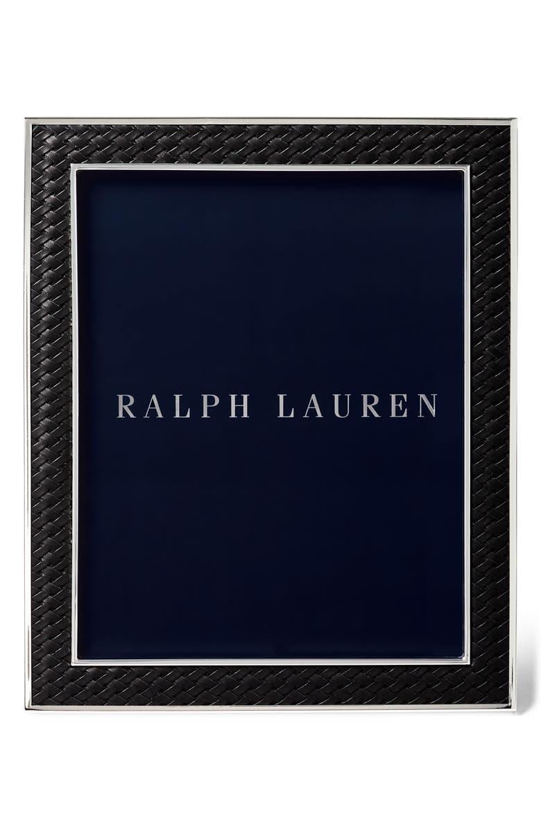RALPH LAUREN Brockton Frame, Main, color, BLACK