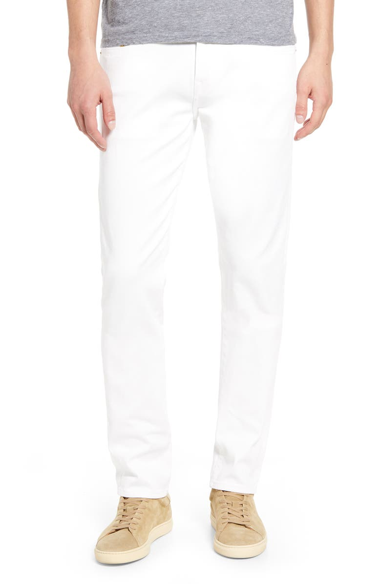TRUE RELIGION BRAND JEANS Rocco Se Manu Core Skinny Fit Jeans, Main, color, WHITE WATER WASH