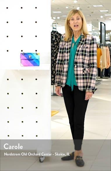 Mini Kensington Leather Crossbody Bag, sales video thumbnail