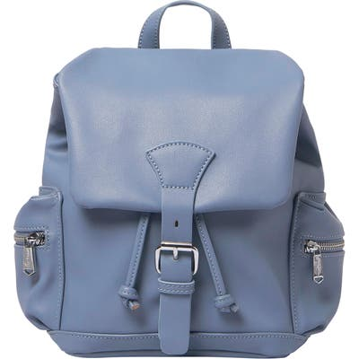 Urban Originals That Girl Vegan Leather Backpack - Blue