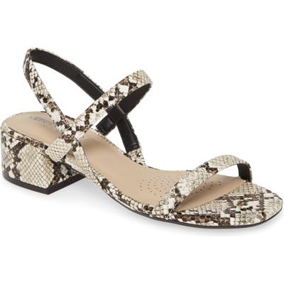 Kenneth Cole New York Maisie Genuine Calf Hair Sandal