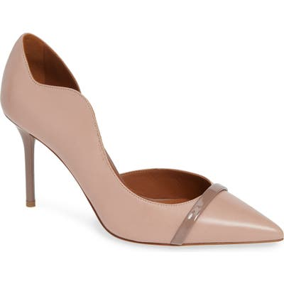 Malone Souliers Morrissey Wave Asymmetrical Pump - Pink (Nordstrom Exclusive)