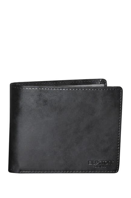 Image of Buxton RFID Bifold Card Wallet