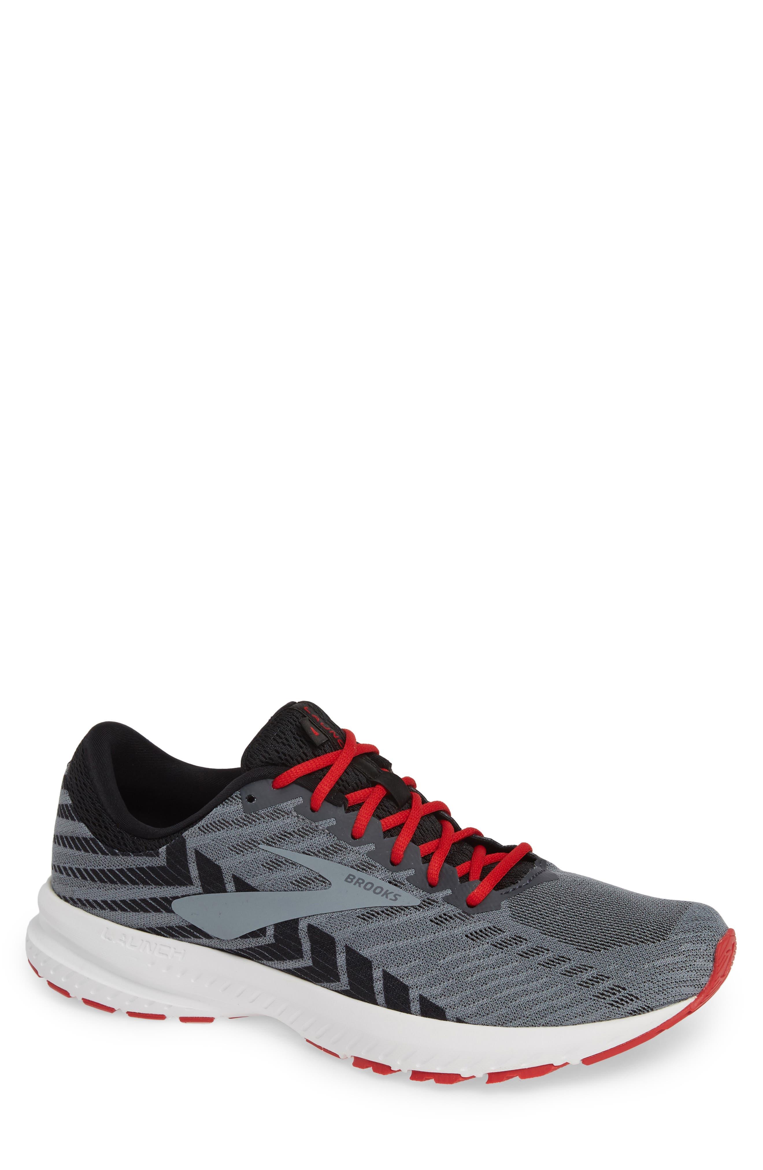 Brooks Launch 6 Running Shoe - Grey