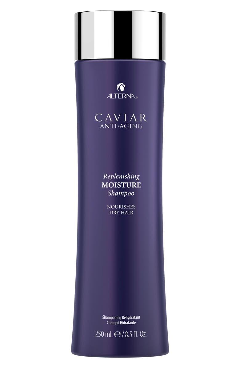 ALTERNA<SUP>®</SUP> Caviar Anti-Aging Replenishing Moisture Shampoo, Main, color, 000