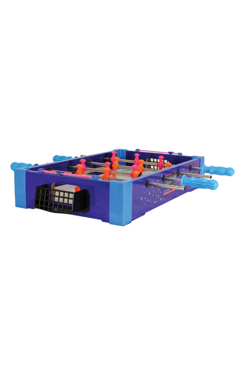 WESTMINSTER TOYS Cosmic Arcade Foosball Game, Main, color, 400