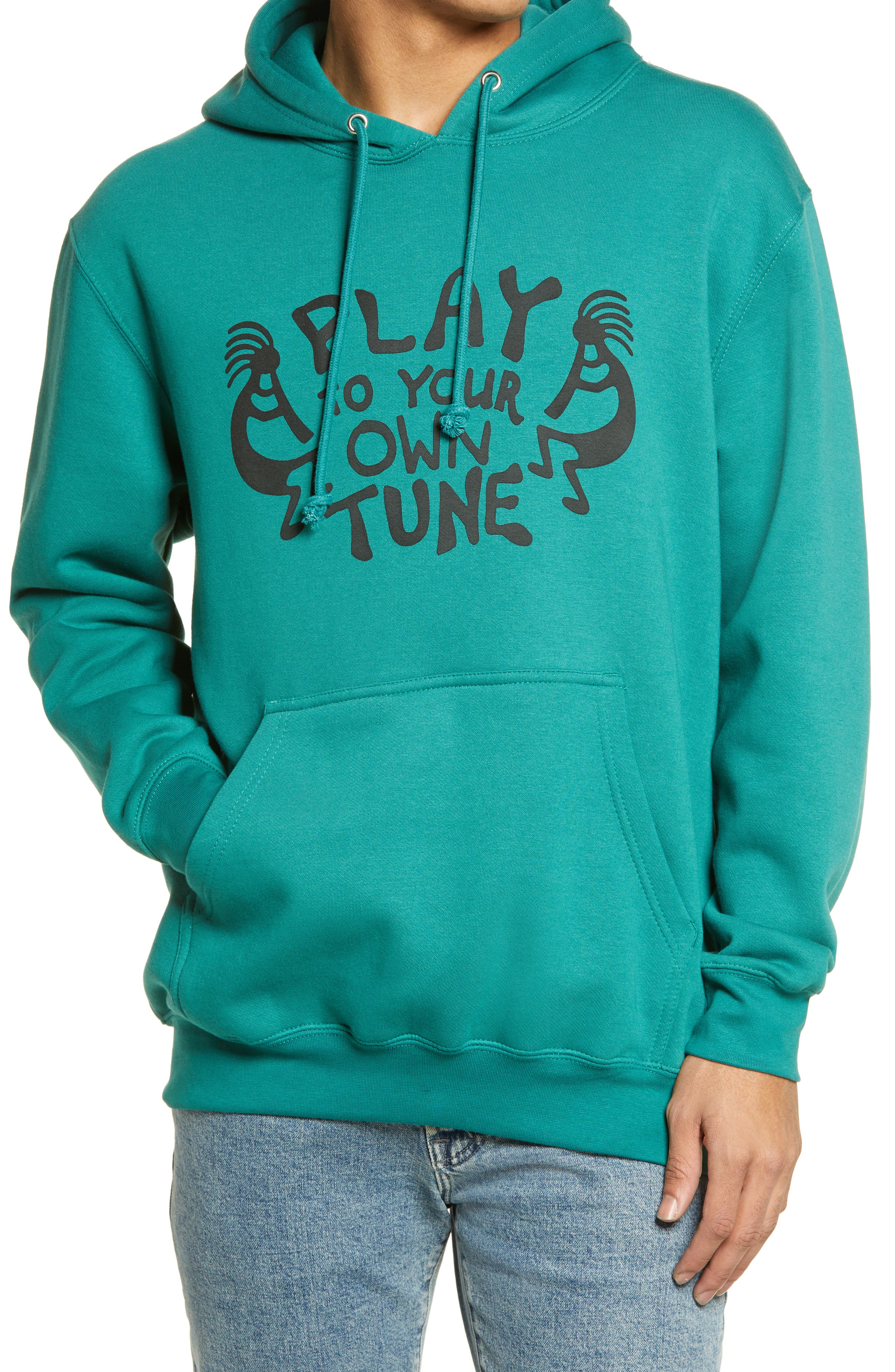 Play Your Own Tune Men's Hoodie