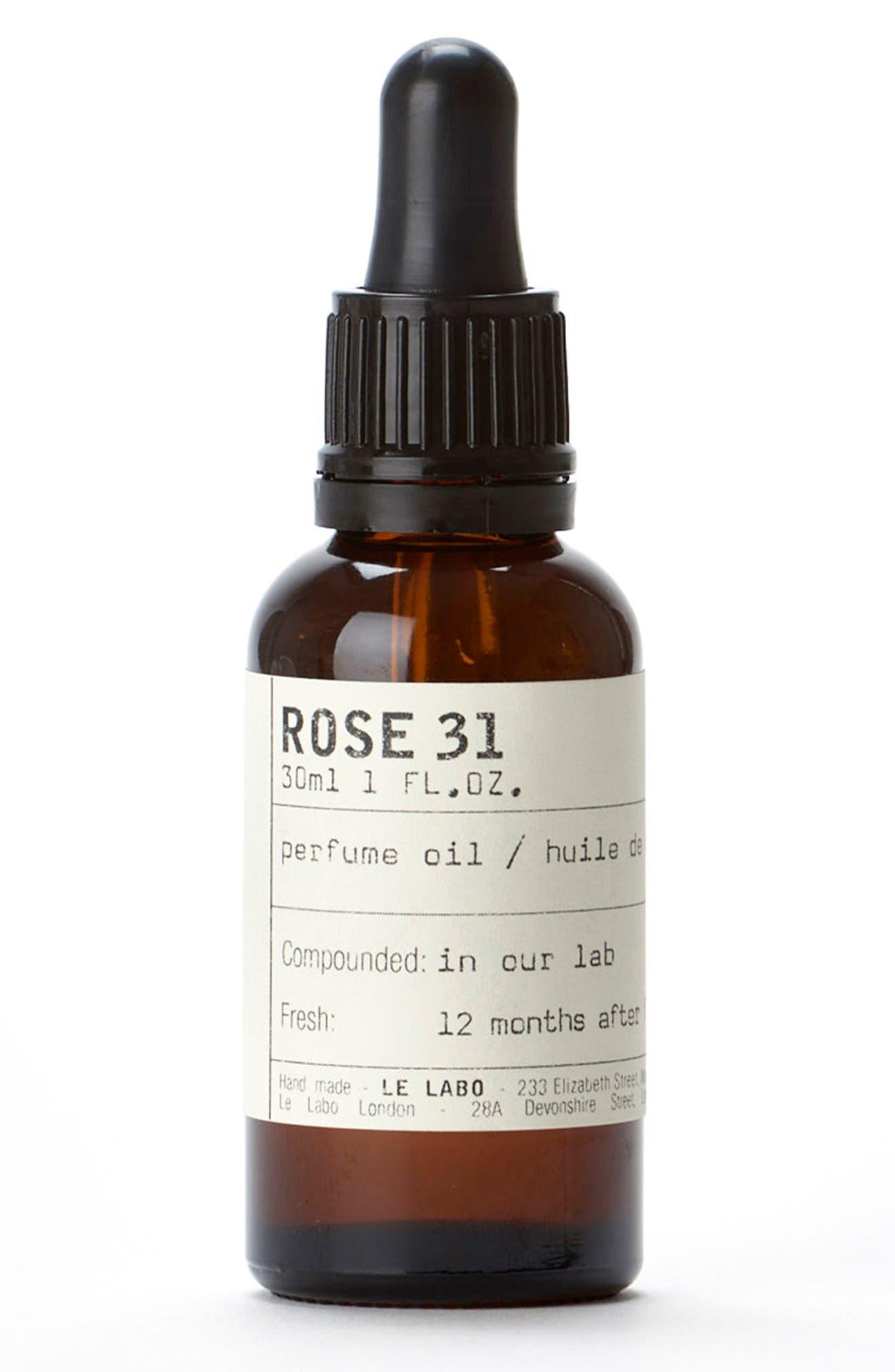 Rose 31 Perfume Oil