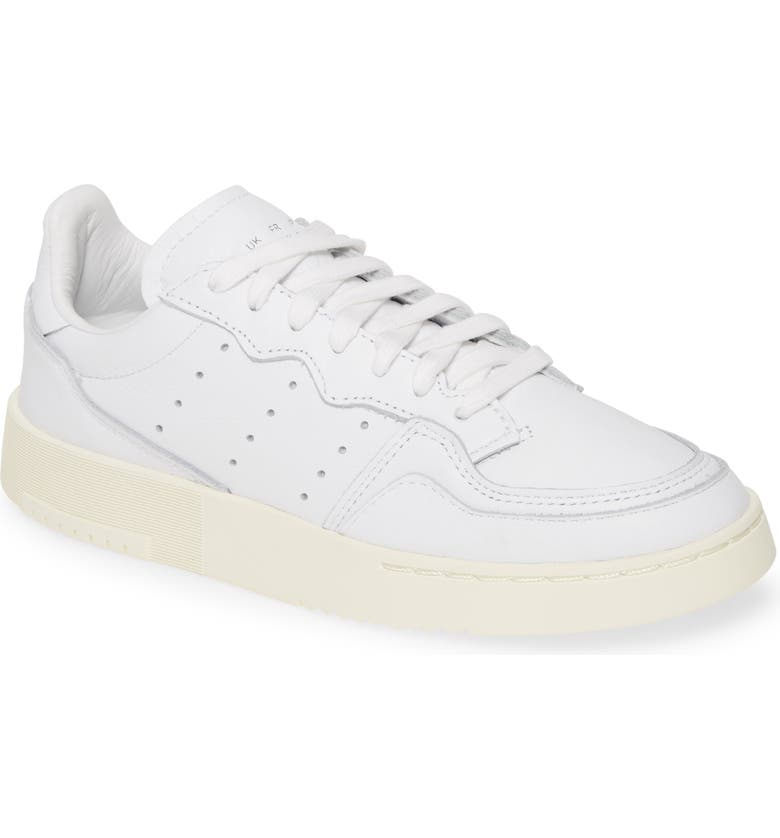 ADIDAS Supercourt Sneaker, Main, color, 100