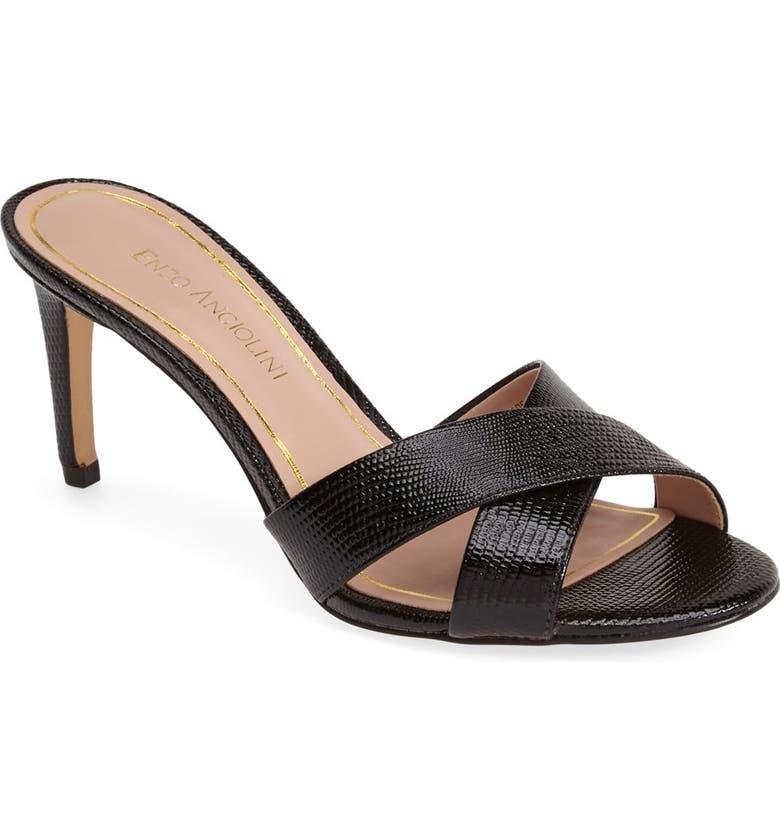 ENZO ANGIOLINI 'All To' Slide Sandal, Main, color, 002