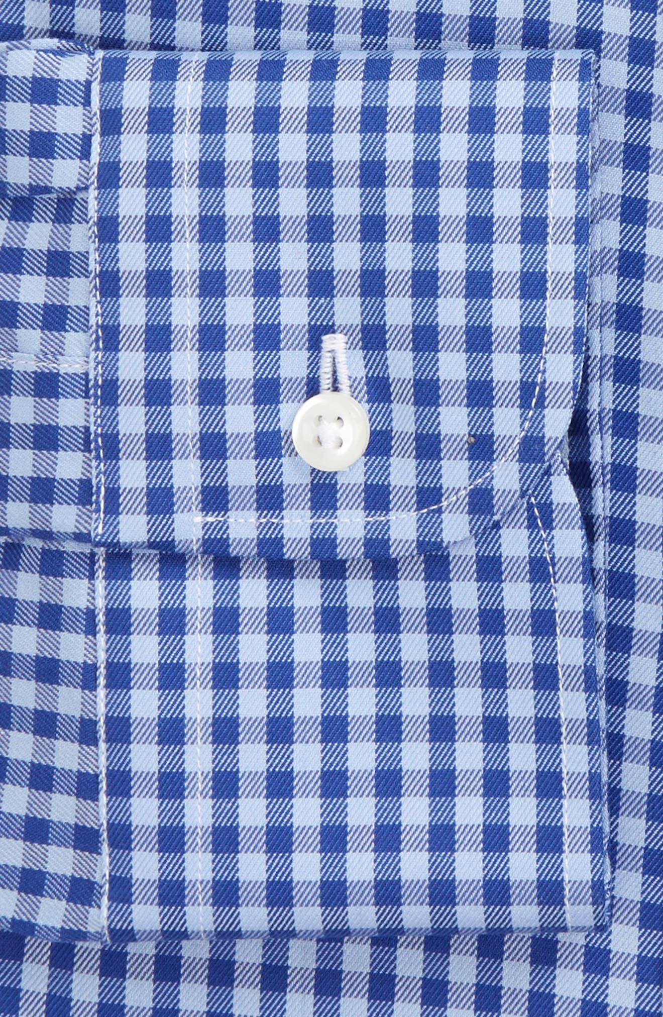 ,                             Traditional Fit Non-Iron Gingham Dress Shirt,                             Alternate thumbnail 57, color,                             421