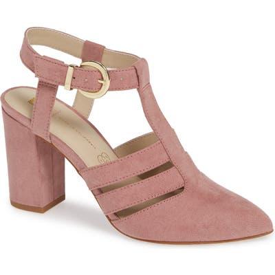 Bc Footwear Terrace Vegan Pump, Pink