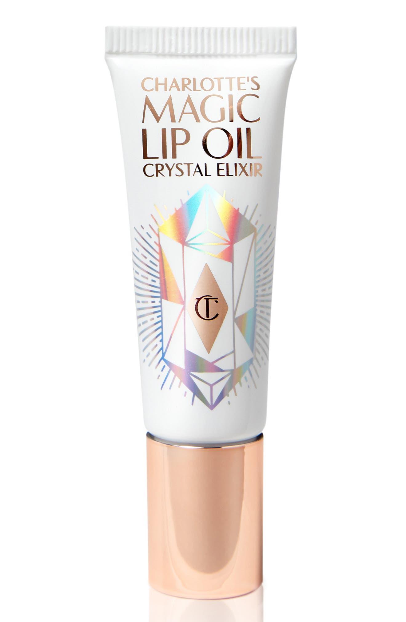 Charlotte's Magic Lip Oil Crystal Elixir | Nordstrom