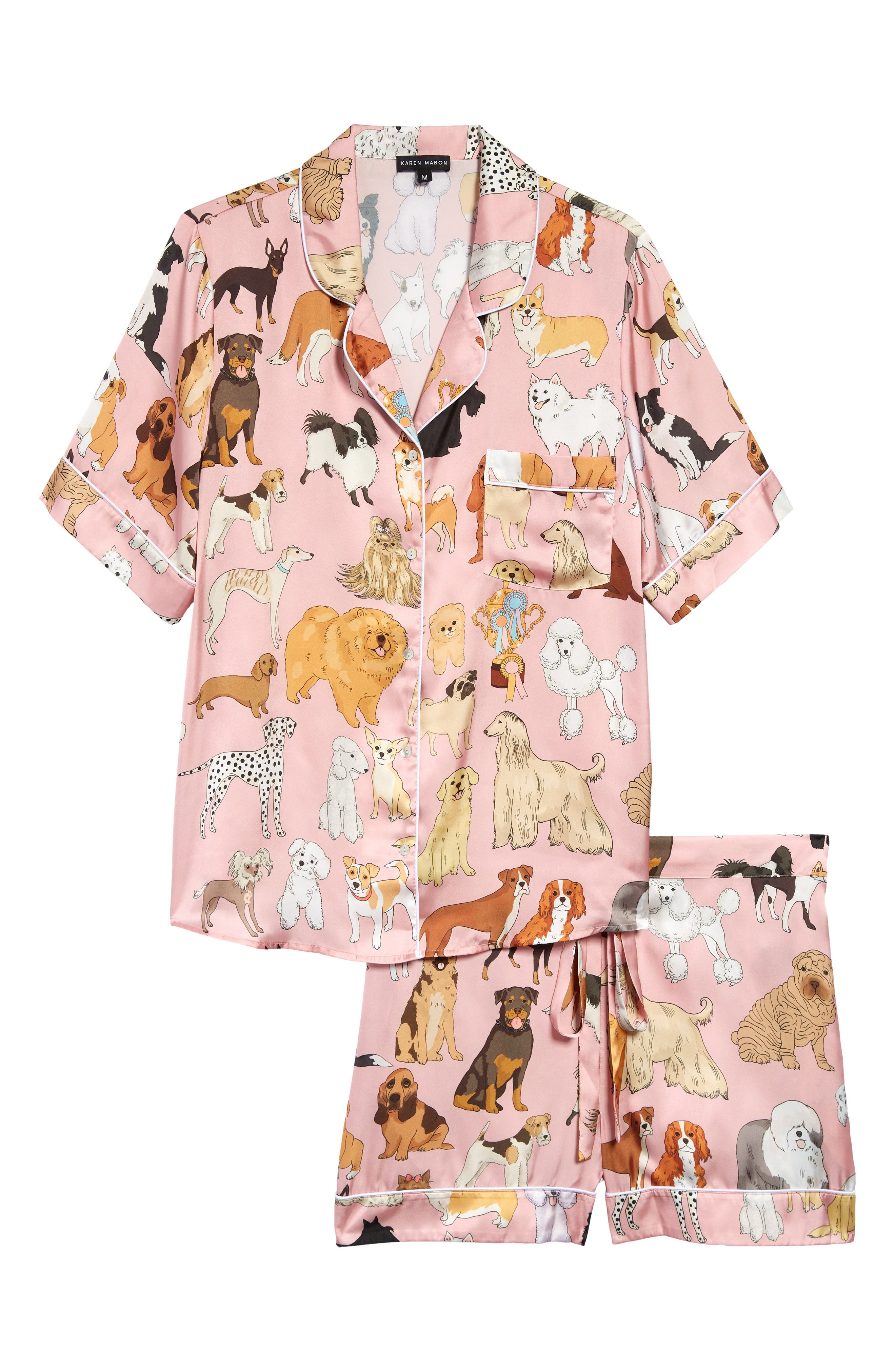 Crufts Short Pajamas