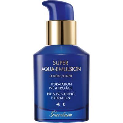 Guerlain Super Aqua Light Hydrating Emulsion Moisturizer