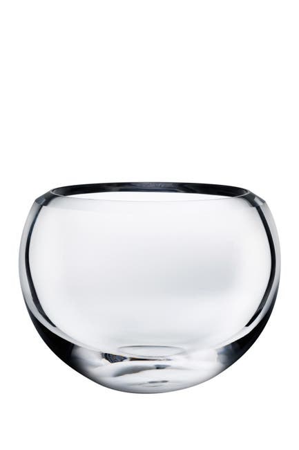 Image of Nude Glass Lily Bowl - Small