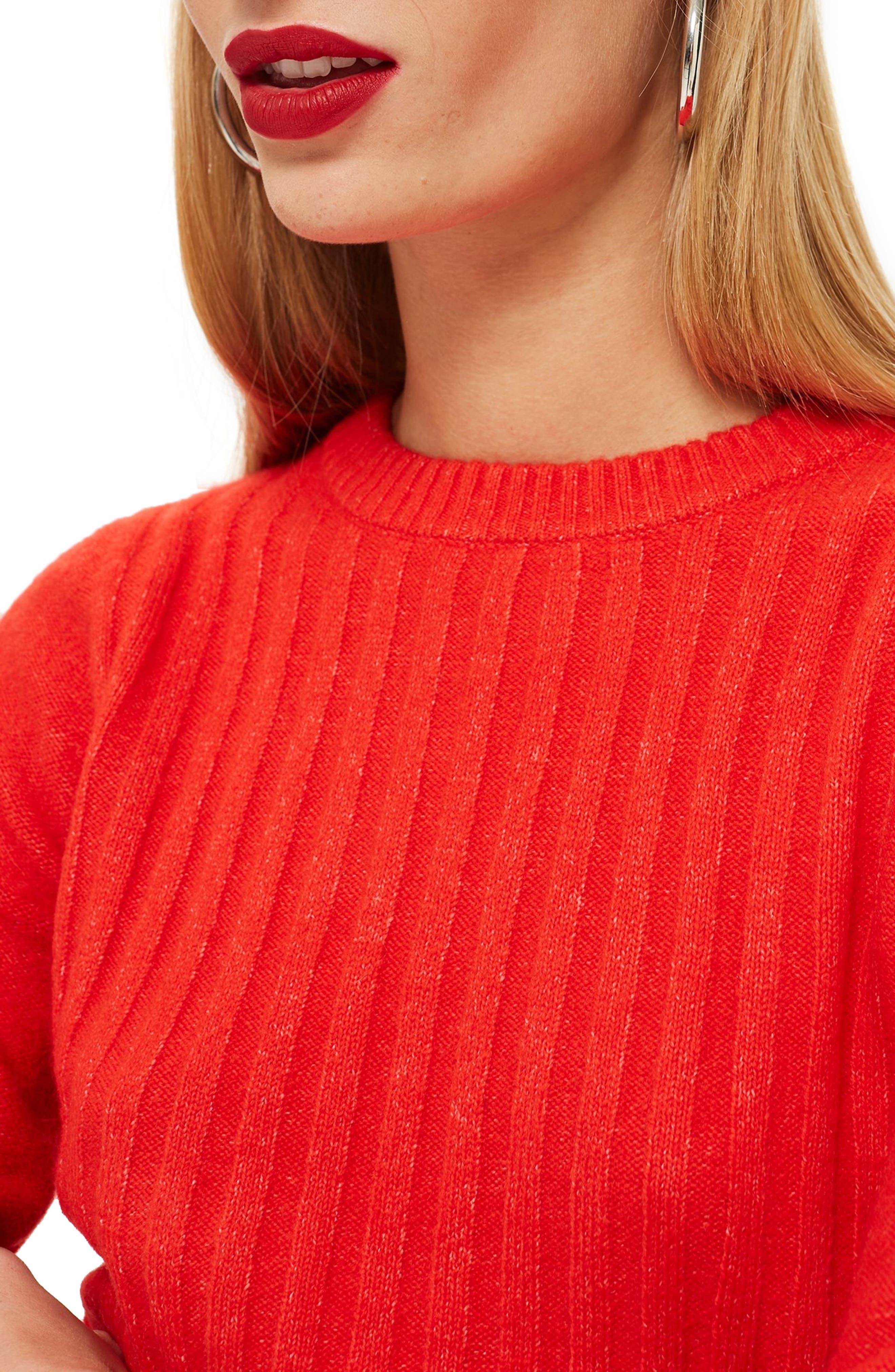 ,                             Rib Sweater,                             Alternate thumbnail 15, color,                             600