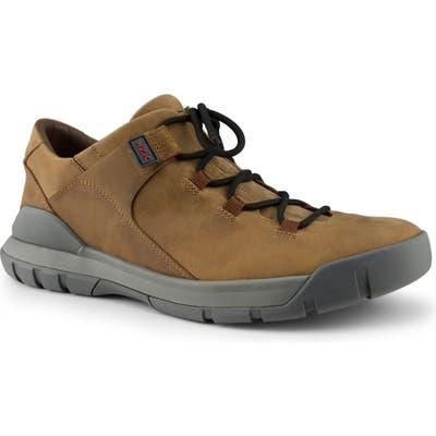 Kizik Burley Hands-Free Sneaker, Brown
