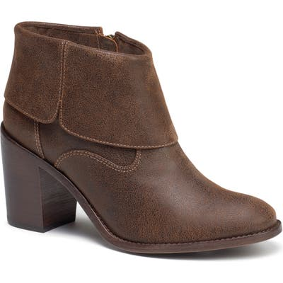 Trask Teri Bootie, Brown