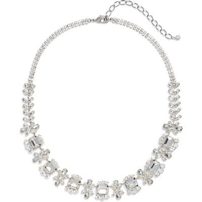 Cristabelle Crystal Frontal Necklace