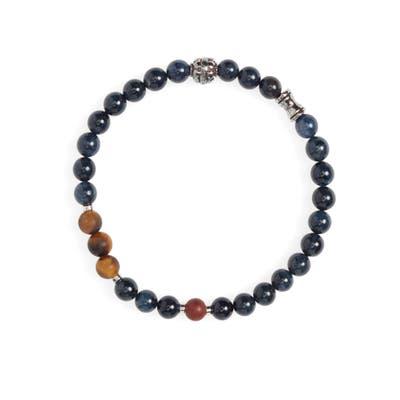 Jonas Studio Dakota Tritone Stone Stretch Bracelet