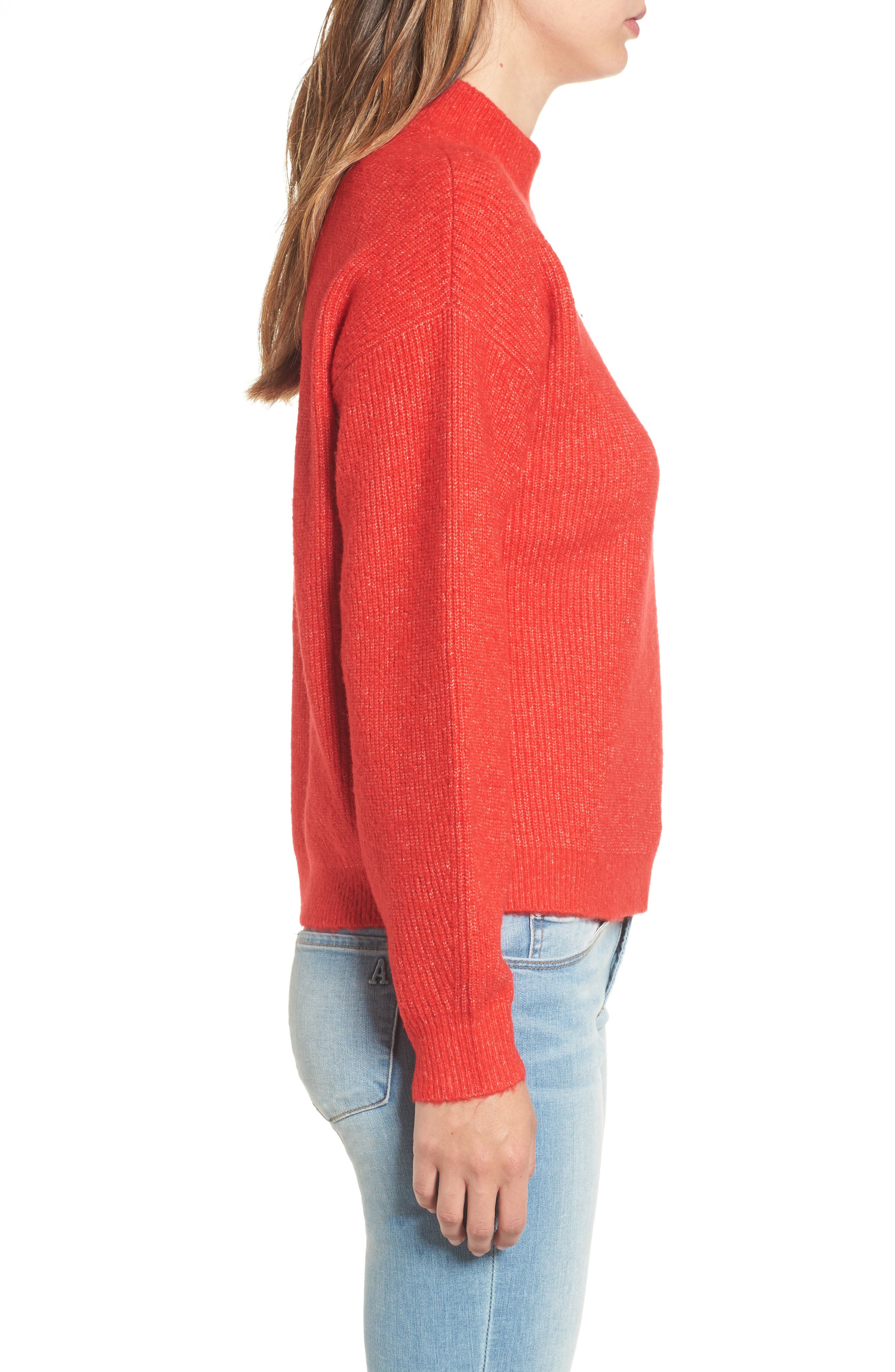 ,                             Cozy Ribbed Pullover,                             Alternate thumbnail 39, color,                             610