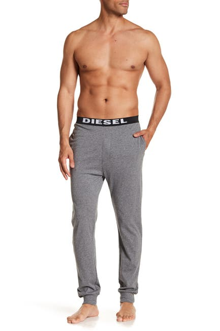 Image of Diesel Julio Lounge Cotton Joggers