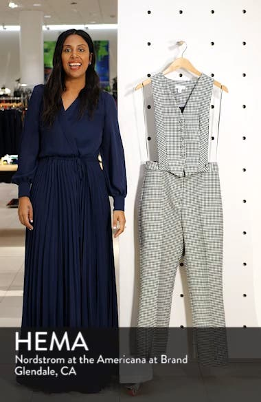 Houndstooth 3-in-1 Jumpsuit, sales video thumbnail