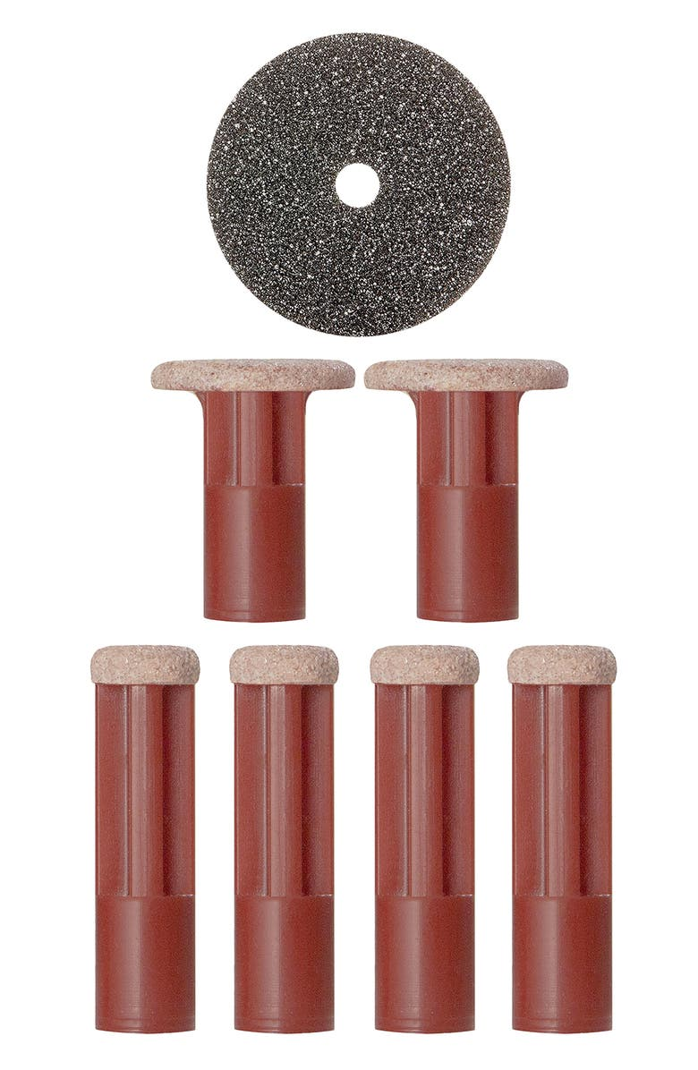 PMD Red Coarse Replacement Discs, Main, color, RED