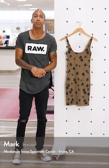 Palm Print Tunic Tank Dress, sales video thumbnail