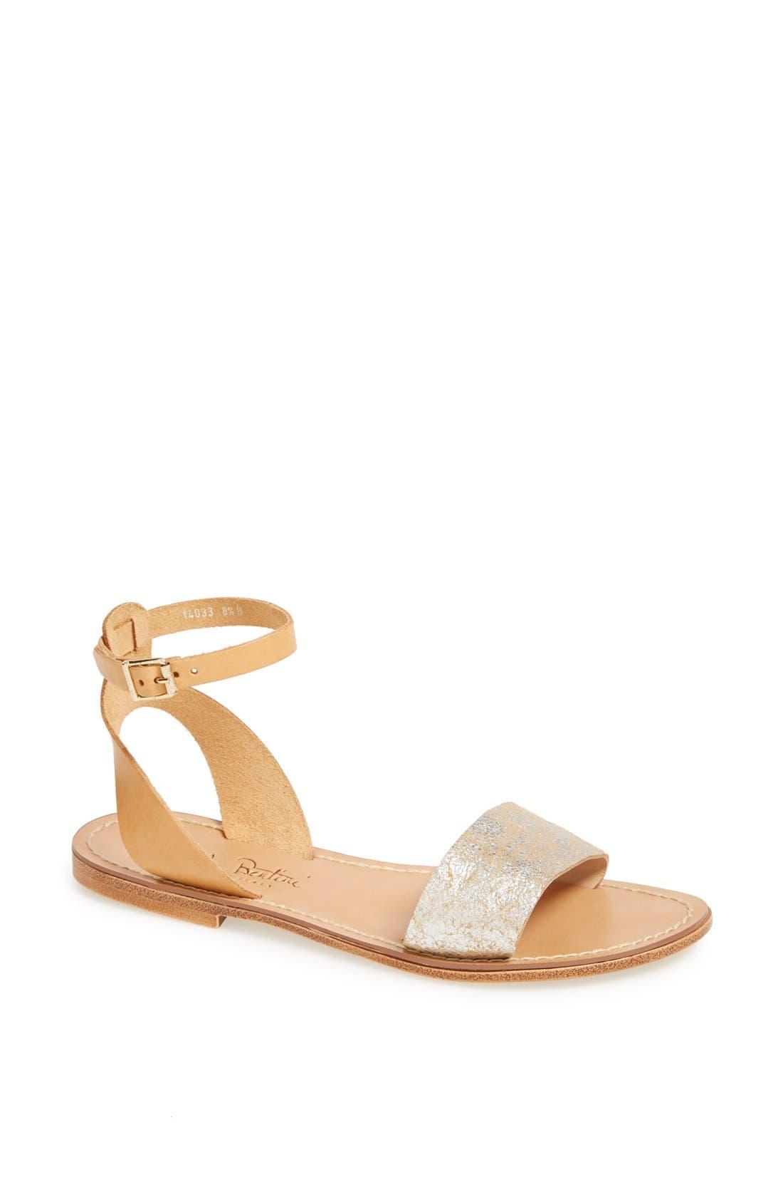 'Sardinia' Sandal, Main, color, 040