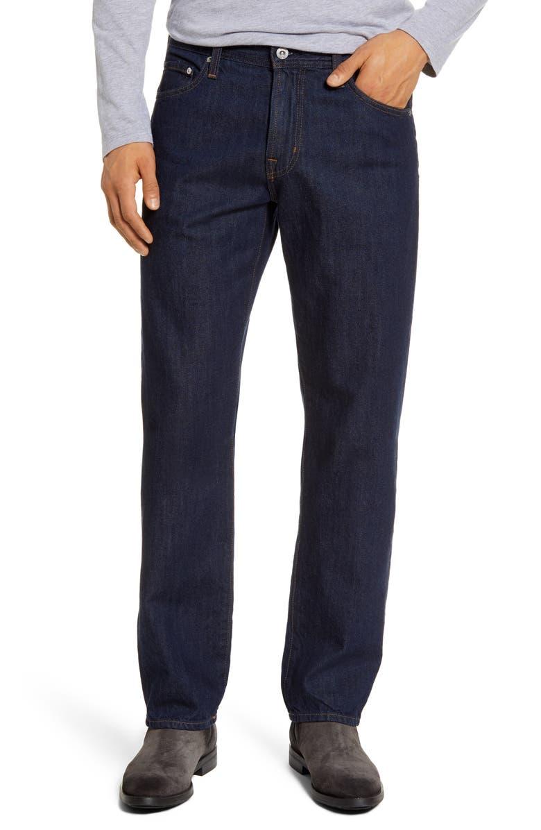 AG Graduate Slim Straight Leg Jeans, Main, color, ST CLAIRE
