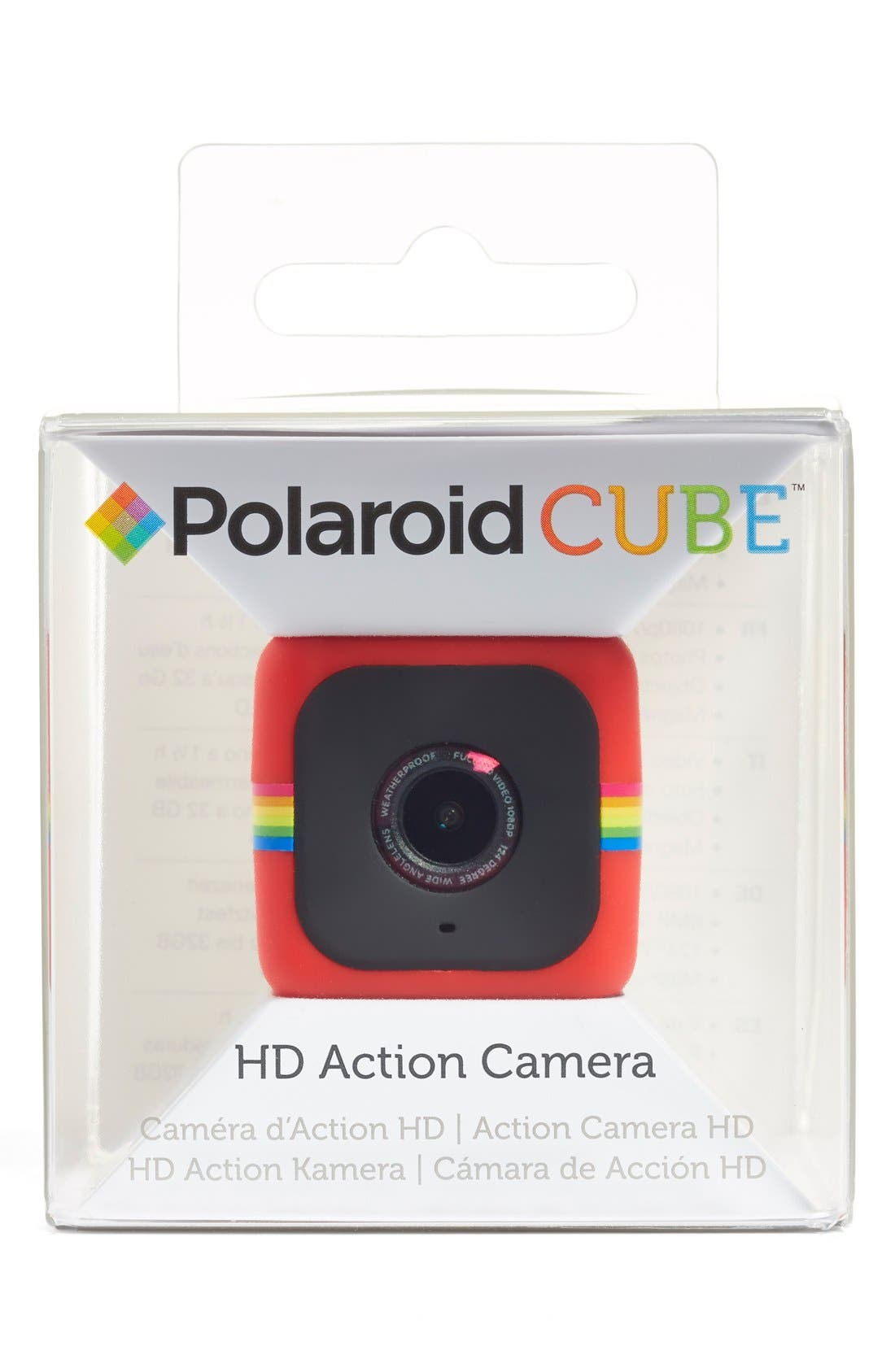 ,                             Cube<sup>™</sup> HD Digital Video Action Camera Camcorder,                             Alternate thumbnail 5, color,                             600