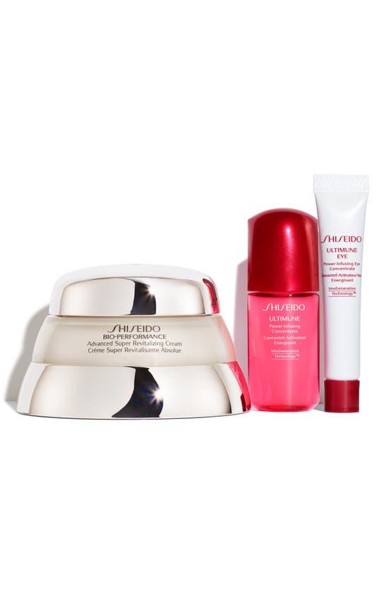 Shiseido BIO-PERFORMANCE ANTI-AGING RITUAL SET