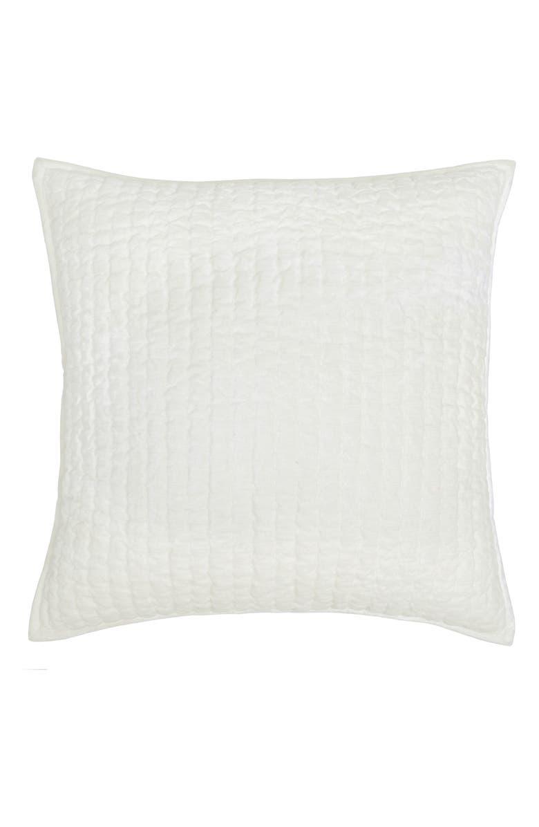 VILLA HOME COLLECTION Maison Accent Pillow, Main, color, CLOUD