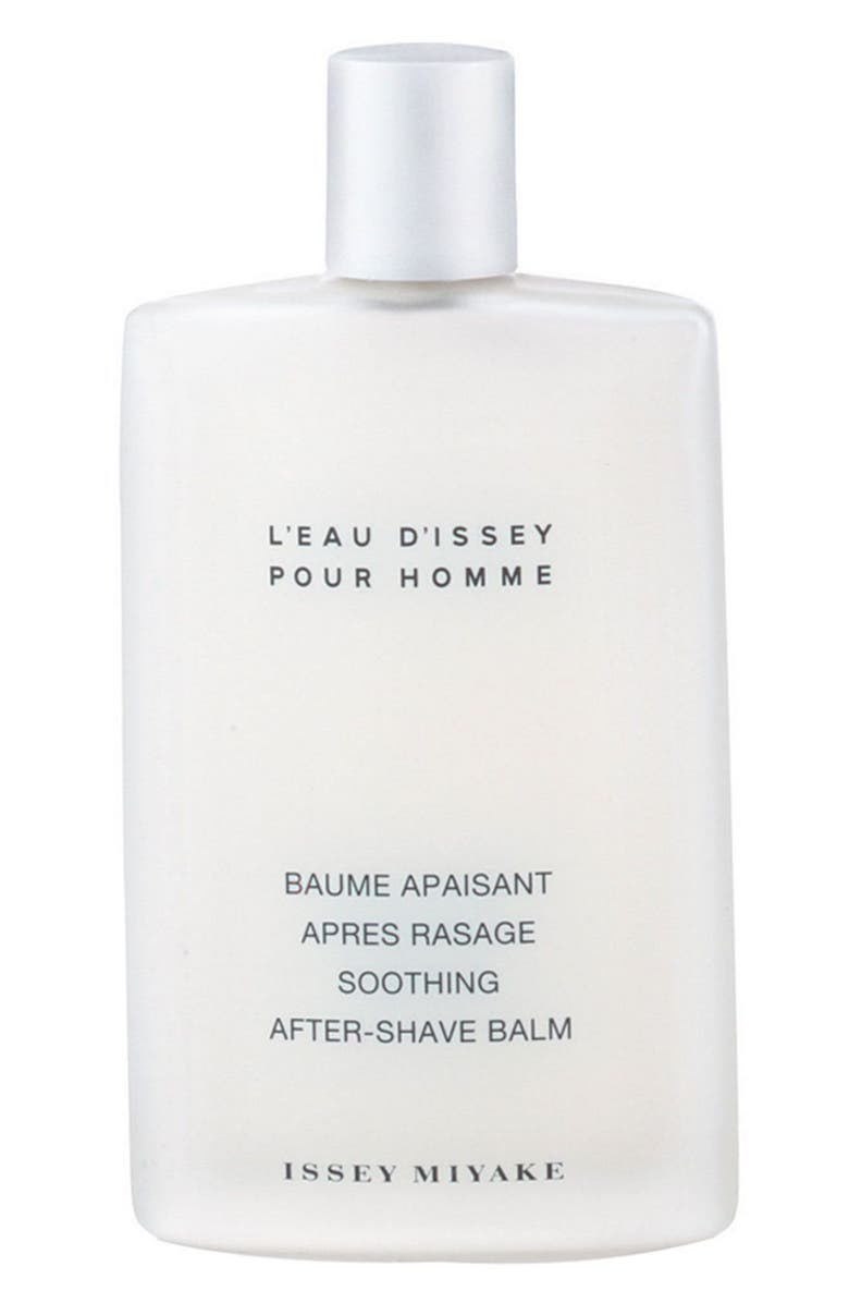 ISSEY MIYAKE 'L'Eau d'Issey pour Homme' Soothing After-Shave Balm, Main, color, NO COLOR