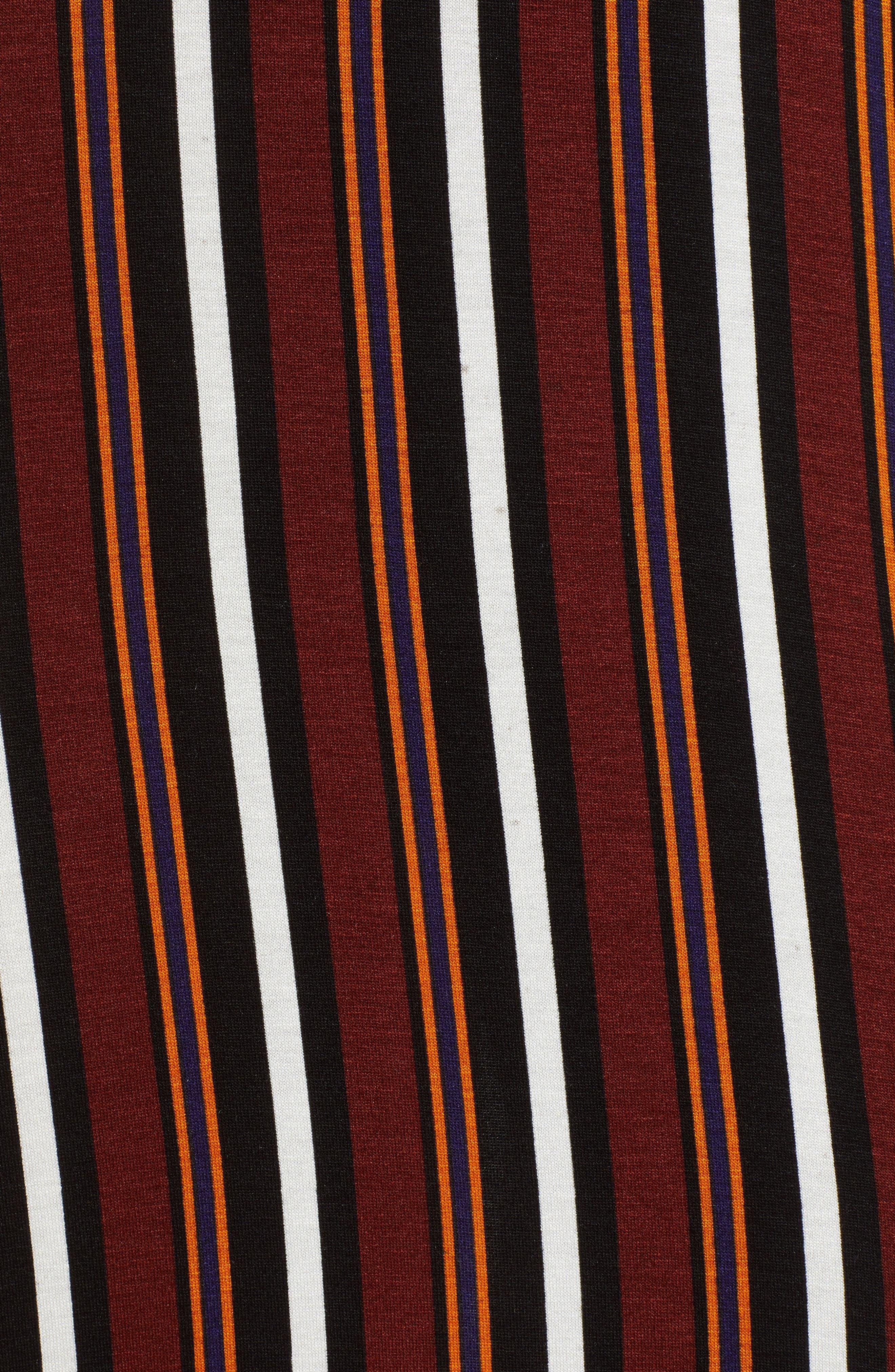 ,                             Surplice Neck Knit Maxi Dress,                             Alternate thumbnail 12, color,                             200