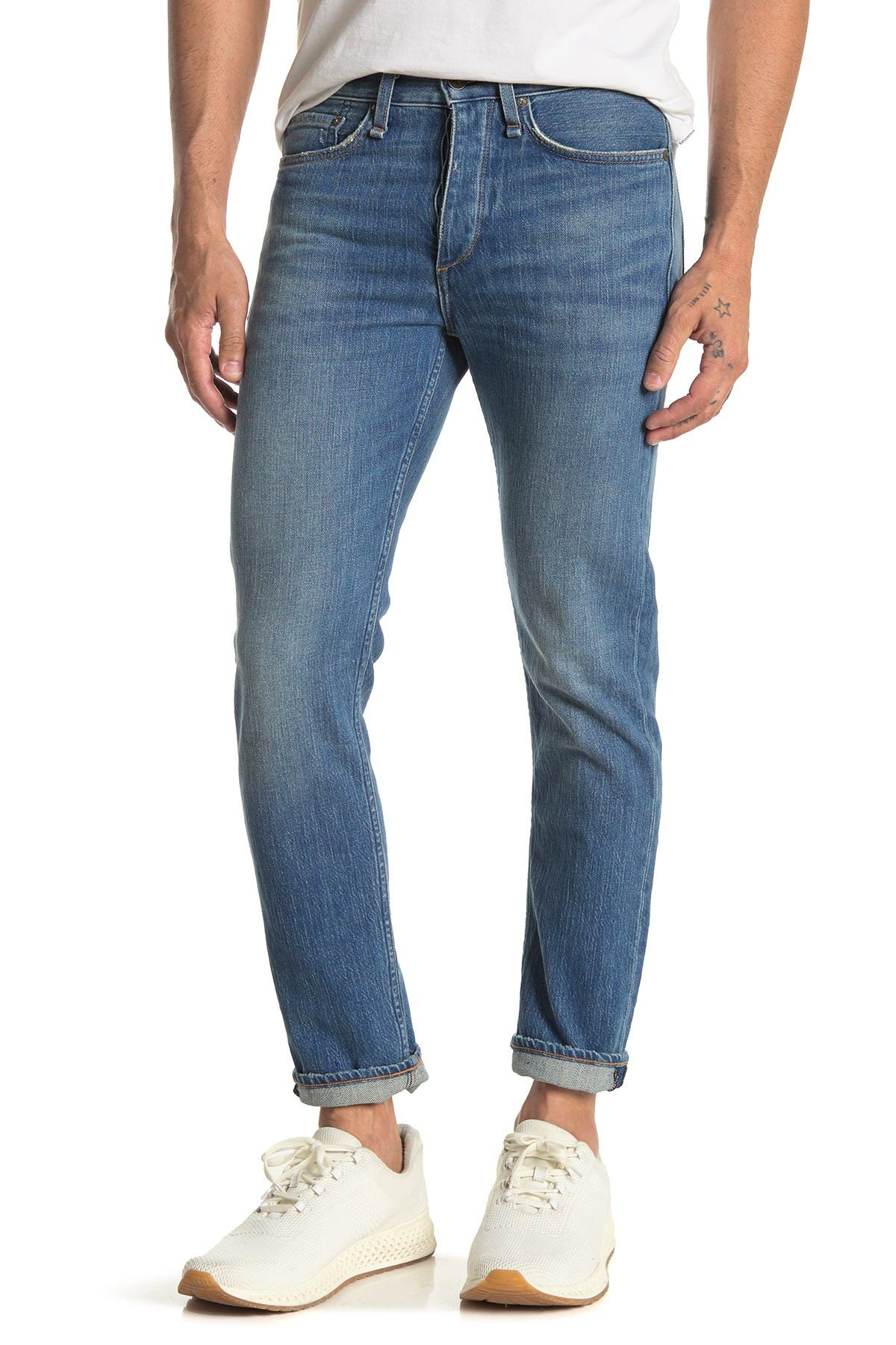 Image of Rag & Bone Slim Fit Jeans
